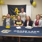 Congratulations to Lexi Harris