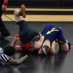 Varsity Wrestling at Jonesville Quad
