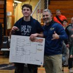 Varsity Wrestlers at 25th Shawn Cockrell Memorial