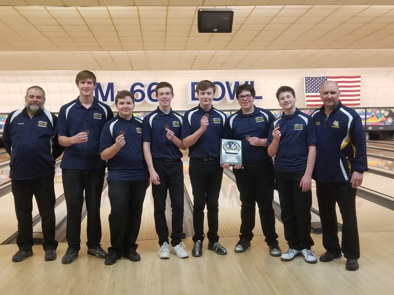 JV State Bowling Tournament