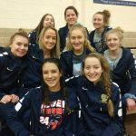 Girls Varsity Basketball defeats Columbia Central In First Round Of Districts