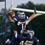 Warriors Roll 58-12 in Season Opener vs. Stockbridge