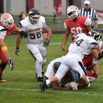 Warrior Defense Pitches Shutout, Offense Rolls Over Vandercook 48-0