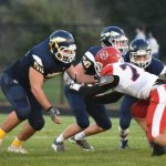 Homecoming Victory – Warriors Down Comets 52-13