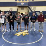 17 Schools wrestled at the Warrior invitational on 2/1/20