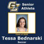 Senior Spring Athlete: Tessa Bednarski