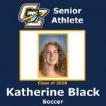 Senior Spring Athlete: Katherine Black