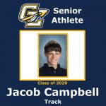 Senior Spring Athlete: Jacob Campbell