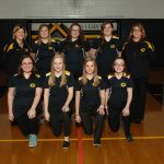 Girls Varsity Bowling Advances to Districts