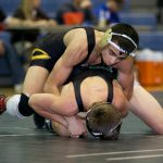 Wrestling Finishes Regional Runner-Ups