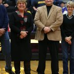 Ehrensberger, Osterhage Honored with 2013 Gerry Hall Service Award