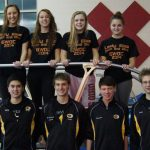 CHS Dive Teams Dominate OHSAA Sectional Meet