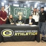 Kelsey Luebbe Signs with Ohio University