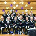 Gymnastics Squad Sends Seniors Out on Top