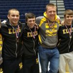 Wrestling Qualifies 3 to State, Places 5th at Districts