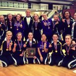 Gymnastics Heading to State