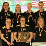 Cook Earns State Title, Teams Grabs 5th