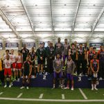 Boys' and Girls' Track Teams Shine at State Indoor Meet