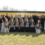 Softball Team Honored by League