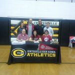 Ashley Sharpe Heading to University of Indianapolis
