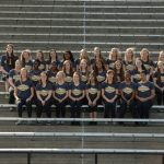 Varsity Track Teams Compete at Wayne Invite