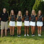 Girls Varsity Gold Golf Wins Tourney