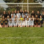 Girls Soccer Claims District Title