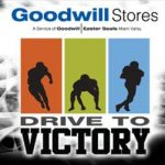 Friday's Football Game is also a Goodwill Drive to Victory Game