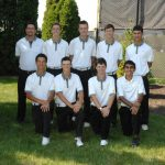 Boys Varsity Gold Golf Sweeps GWOC Titles