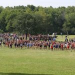 Busy Weekend for Boys Cross Country