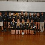 Girls' Volleyball Claims Several Post-Season Honors