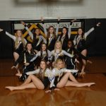 Gymnastics Team Finishes District Runner-Up, Heading to State for 3rd Consecutive Year
