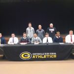 Eight Football Elks Ink Their Letters of Intent