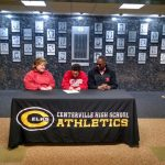 Emily Thomas Signs with Wittenberg for Soccer