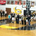 Lady Elks Blast Bolts on Senior Night