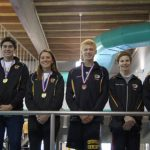 Boys/Girls Divers Qualify for State Diving Meet