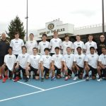 Varsity Gold Tennis Advances in State Team Tournament