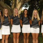 Girls Varsity Gold Golf Drops Match to Ursuline Academy