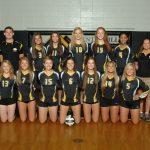 Girls' Volleyball Competes in Louisville