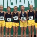 Girls Cross Country Enters the National Stage