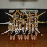 Gymnastics Team Caps Off Great Season with 11th Place Finish at State
