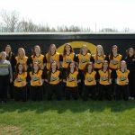 Softball Drops First Home Game