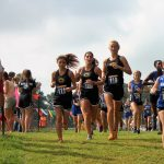 Girls XC Runs Away with OHSAA Preseason Race