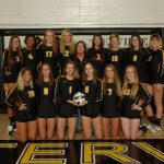 Volleyball Cruises Into District Finals