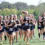 Centerville Girls Cross Country Masters the Mason Invitational