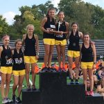 Centerville Girls Cross Country Captures the GWOC East Division Championship, Takes Second Overall