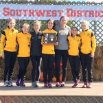 Centerville Girls XC Capture Third at Districts, Advance to Regionals!