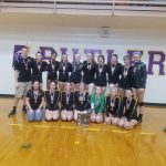 Volleyball Season Ends in District Finals