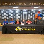 Tacey Ballen Signs with SHSU in Texas