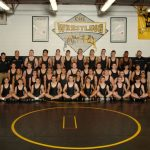 Wrestlers Split Tri-Match at Springboro